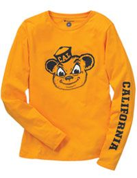 Cal; I started collecting University long sleeved shirts and this was my first~