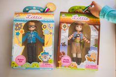 Muñecas Lottie ¡y sorteo! - Tigriteando