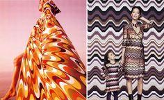 Pucci e Missoni estampam a história da moda