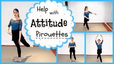 These are all of my tips and tricks for attitude pirouettes in ballet. These turns can be tricky for any dancer, so hopefully this video will help you with y...