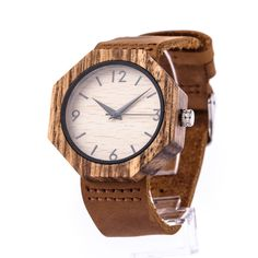 6a6bb0193e8 JUSTWOOD  Dupre  Ladies Wooden Watch   Gift Box