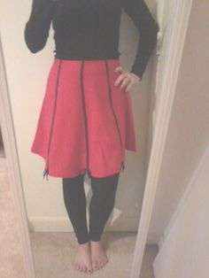 upcycled cashmere skirt - Google Search