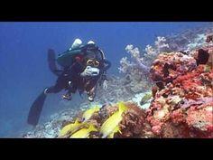 Maldives: CCR Rebreather course Voyager1