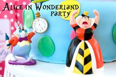 An evening in Wonderland, Alice in Wonderland Birthday Party