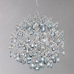 John lewis croft collection bainbridge armed chandelier 5 arm baroque crystal chandelier aloadofball Choice Image