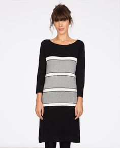 Striped dress | Comptoir des Cotonniers