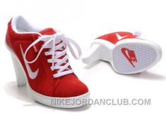 http://www.nikejordanclub.com/womens-nike-dunk-high-heels-low-shoes-university-red-white-online.html WOMEN'S NIKE DUNK HIGH HEELS LOW SHOES UNIVERSITY RED/WHITE ONLINE Only $105.71 , Free Shipping!