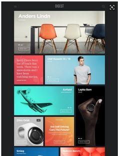 layout, gradient