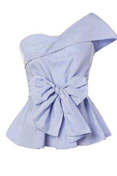 Peplum Tops, Halter Tops, Peplum Blouse, Mode Top, How To Hem Pants, Bow Tops, Women's Tops, Tank Tops, Petite Tops