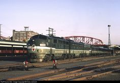 RailPictures.Net Photo: NP 6505A Northern Pacific Railway EMD F3(A) at Portland, Oregon by Drew Jacksich