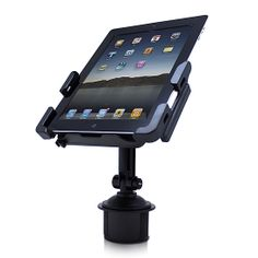 Satechi SCH-121 Cup Holder Mount for Smartphones and Tablets from Satechi $40, but I so want!!!!