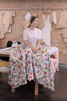 The BFC/Vogue Designer Fashion Fund: The Vogue Shoot http://ift.tt/1R3WD5r #BritishVogue #Fashion