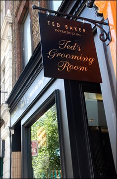 TED BAKER GROOMING ROOM - DO
