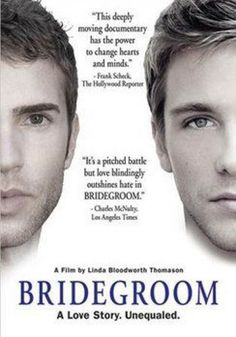 *Remarkably poignant film 'Bridegroom' about prejudiced marriage laws and injustices endured by same-sex couples through one man's inspiring story (Shane Bitney Crone) arrives on DVD and iTunes on Tuesday, November Director: Linda Bloodworth-Thomason New Movies, Good Movies, Marriage Law, Reality Bites, The Hollywood Reporter, Life Partners, Beautiful Stories, Guy Names, Movies