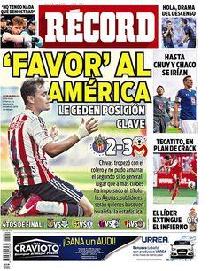 México - RÉCORD 11 de mayo del 2015