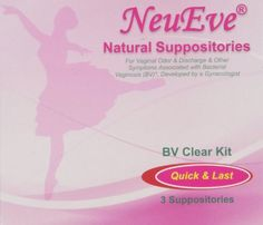 NeuEve Suppository BV Clear Full Review – Does It Work? Review of NeuEve Suppository BV Clear and the best natural Candida and Bacterial Vaginosis supplements.