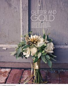 Savannah Wedding Planner: Simply Savannah Events: SIMPLY PUBLISHED: {Weddings Unveiled Magazine} Glitter + Gold