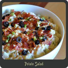 Recipe—Potato Salad