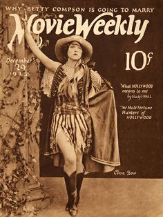The Magic and Madness of Movie Weekly | The Silent Movie Blog