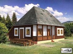 Case taranesti - locuinte traditionale din Saru Dornei (Suceava), Bughea (Arges), Naruja (Vrancea), Valea Popii (Prahova) si Chiojdu (Buzau)