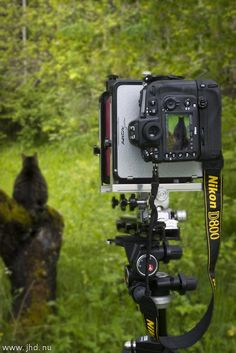 Guest post: Large format photography with Nikon D800 as a negative holder
