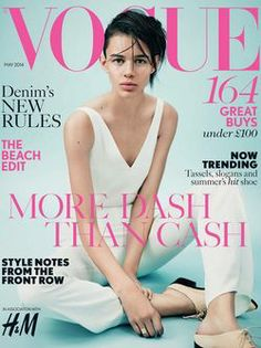 Vogue UK Supplement May 2014 Binx by Rory Payne