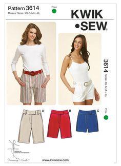 K3614 | Kwik Sew Patterns