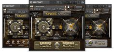 Komplete : Orchestral & Cinematic : Kinetic Metal | Products