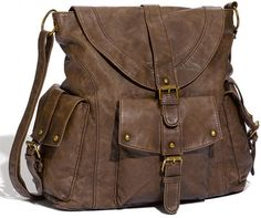 Very cool crossbody  bag...too bad it's $38.  =/