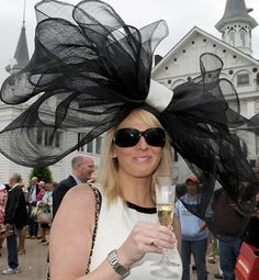 It's not too late to get your Kentucky Derby Hats! We can OVERNIGHT your hats to you... even to your HOTEL rooms! Shop our enormous selection of Kentucky Derby hats at www.ChurchDerbyHa... 1-855-HAT-LADY
