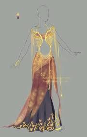 Scarlett-Knight's DeviantArt gallery Source by anime Outfit Creator, Fantasy Gowns, Illustration Mode, Anime Dress, Dress Sketches, Fashion Design Drawings, Character Outfits, Anime Outfits, Designer Wedding Dresses