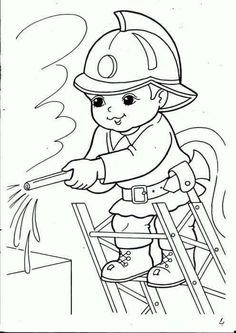 Image may contain drawing is part of Preschool coloring pages -