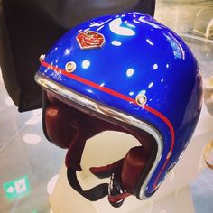 Les Atlier Ruby Helmets all around the world !