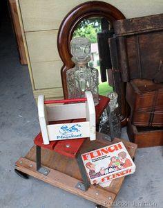 Nashville Flea Market Treasures