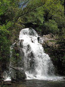 Cascata da Cabreia – Distrito de Aveiro
