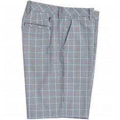 Ashworth ez-tech f/f plaid shorts dk grey 34w by Ashworth. $24.98. Ashworth...The Standard In Golf Apparel! Ashworth designs their apparel dedicated to function, quality craftsmanship and impeccable styling. It's for these reasons that Ashworth has become the standard in golf apparel for timeless styling that maintains its form and fashion for the long term. Ashworth Mens EZ-TECH Houndstooth Plaid Shorts features: Popular houndstooth print fabric is 100% cotton Innovative EZ-...