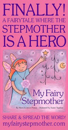 Finally! A fairytale where the stepmother is a hero! Our children's book for blended families is available on Amazon: http://www.amazon.com/gp/product/1481041967?ie=UTF8=213733=393177=1481041967=shr=myfaiste-20