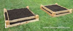 Beautiful DIY Planter Box Ideas That Anyone Can Build