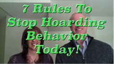 7 Rules to Stop Hoarding Behavior Today!