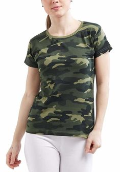 4e59e389 Wyo Camouflage Army Solid Plain T-Shirt Smart Looking Dress, Military  Shorts, Plain