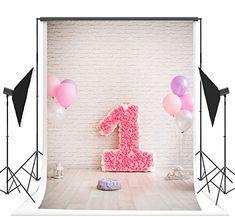 Amazon Com Susu Happy Birthday Photography Backdrops