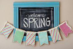 eighteen25: Spring Banner