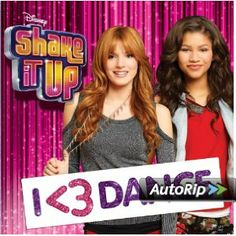 The soundtrack to the third season of the Disney Channel series Shake It Up, I Dance features more of the hip-hop-tinged dance-pop Cece Jones (Bella Thorne) and Rocky Blue (Zendaya) sing and dance Music Games, Dance Music, Dance Pop, Kids Music, Fun Games, Zendaya Coleman, Roshon Fegan, Caroline Sunshine, Shake It Up