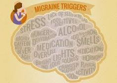 Image result for migraine causes