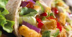Hähnchen-Wrap ist ein Rezept mit frischen Zutaten aus der Kategorie Geflügel. Probieren Sie dieses und weitere Rezepte von EAT SMARTER!