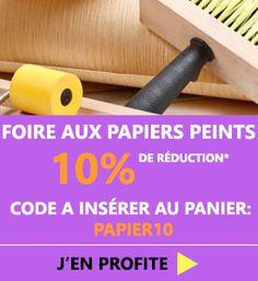 papier peint 10%