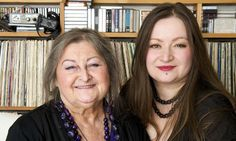 Norma Waterson with her daughter Eliza Carthy at Robin Hoods Bay. Folk Music Artists, Teenage Years, My Favorite Music, Music Is Life, Special Gifts, Interview, Daughter, Culture, Traditional