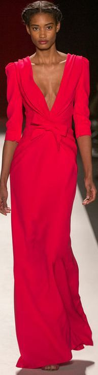 Carolina Herrera FALL 2013 RTW - NYFW ♥✤