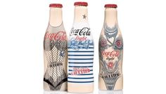 Madonna's iconic Gaultier cone bra #bustier inspires a new Diet Coke bottle design, but it's only available in Europe! Blurg!