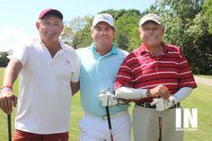 Jorge Casares, Eric Marrón y Manuel Castellanos.